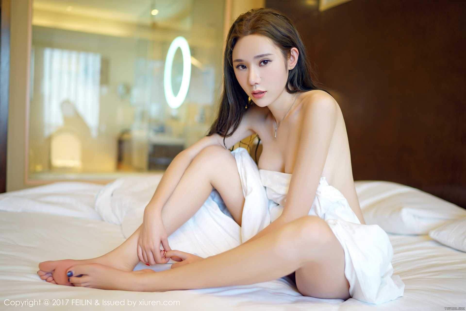 FEILIN嗲囡囡 2017.03.13 VOL.080 萌琪琪Irene-第2张图片-哔哔娱乐网