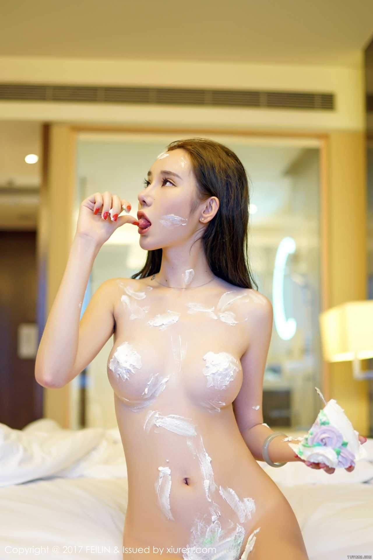 FEILIN嗲囡囡 2017.03.13 VOL.080 萌琪琪Irene-第12张图片-哔哔娱乐网