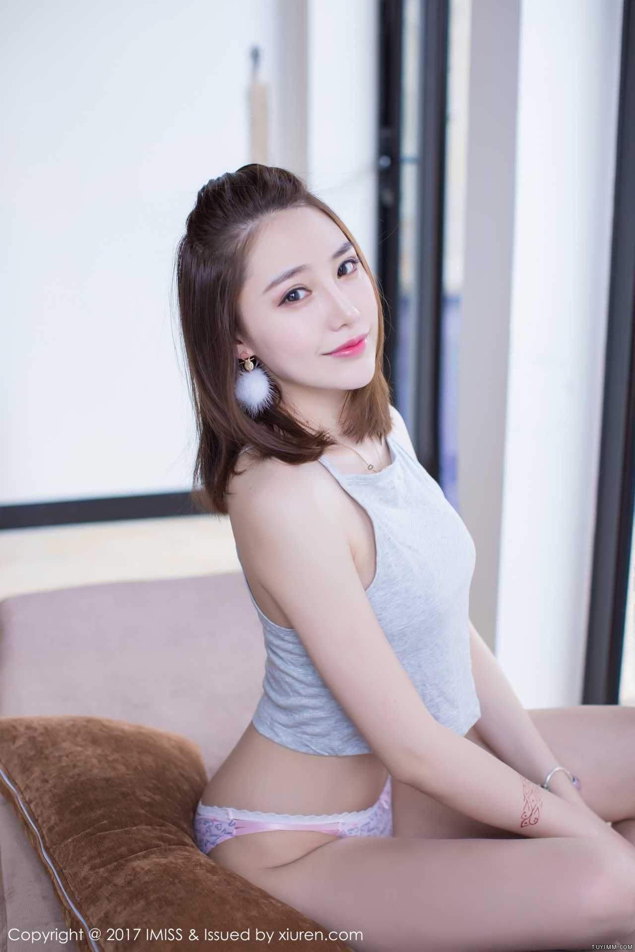 IMISS爱蜜社 2017.09.07 VOL.186 刘奕宁Lynn-第2张图片-哔哔娱乐网
