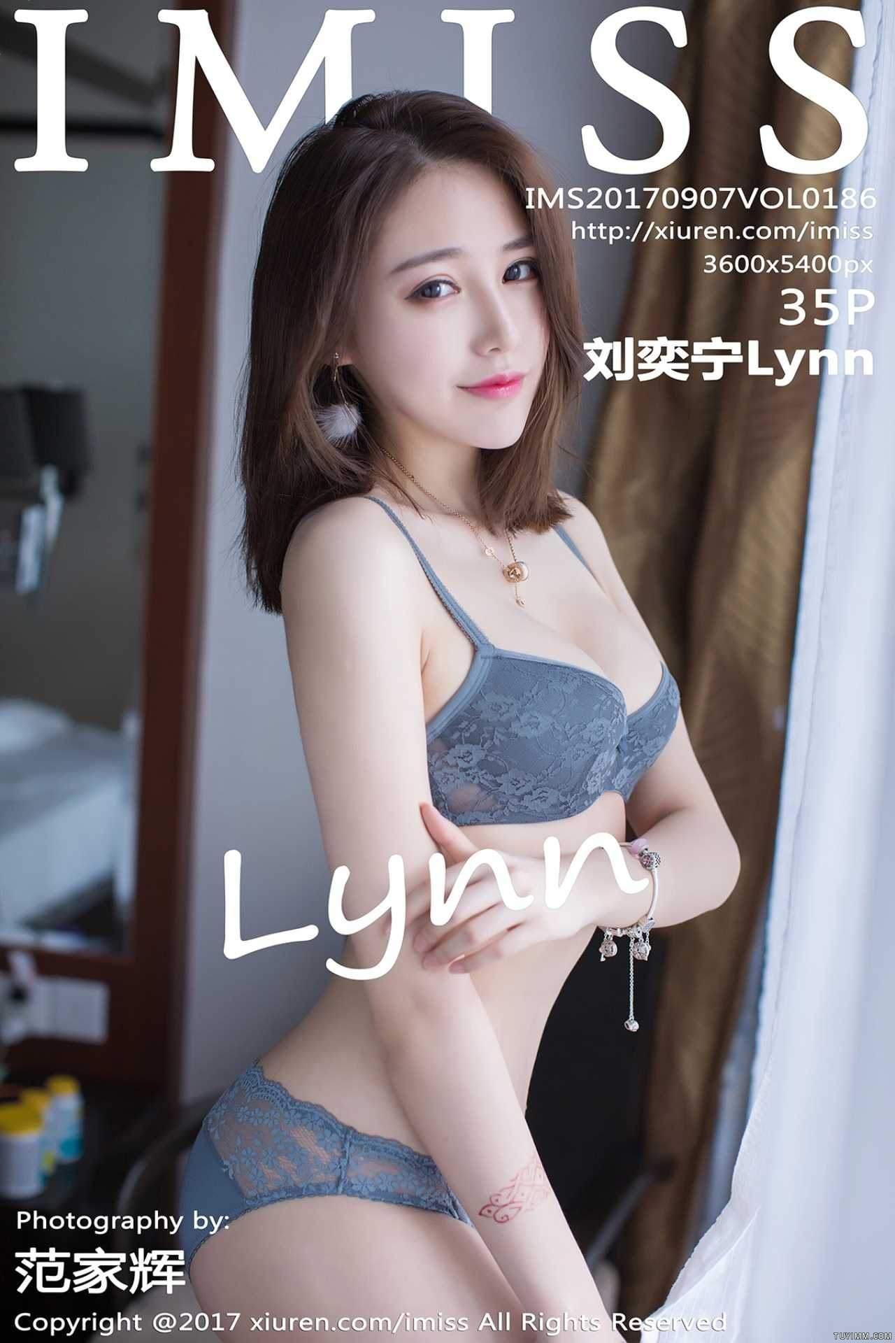 IMISS爱蜜社 2017.09.07 VOL.186 刘奕宁Lynn-第16张图片-哔哔娱乐网