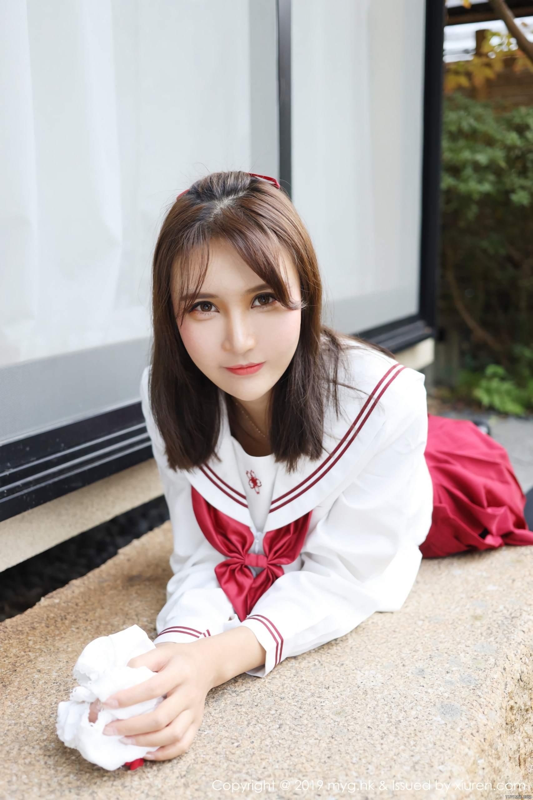 [福利] SOLO-尹菲-第9张图片-哔哔娱乐网