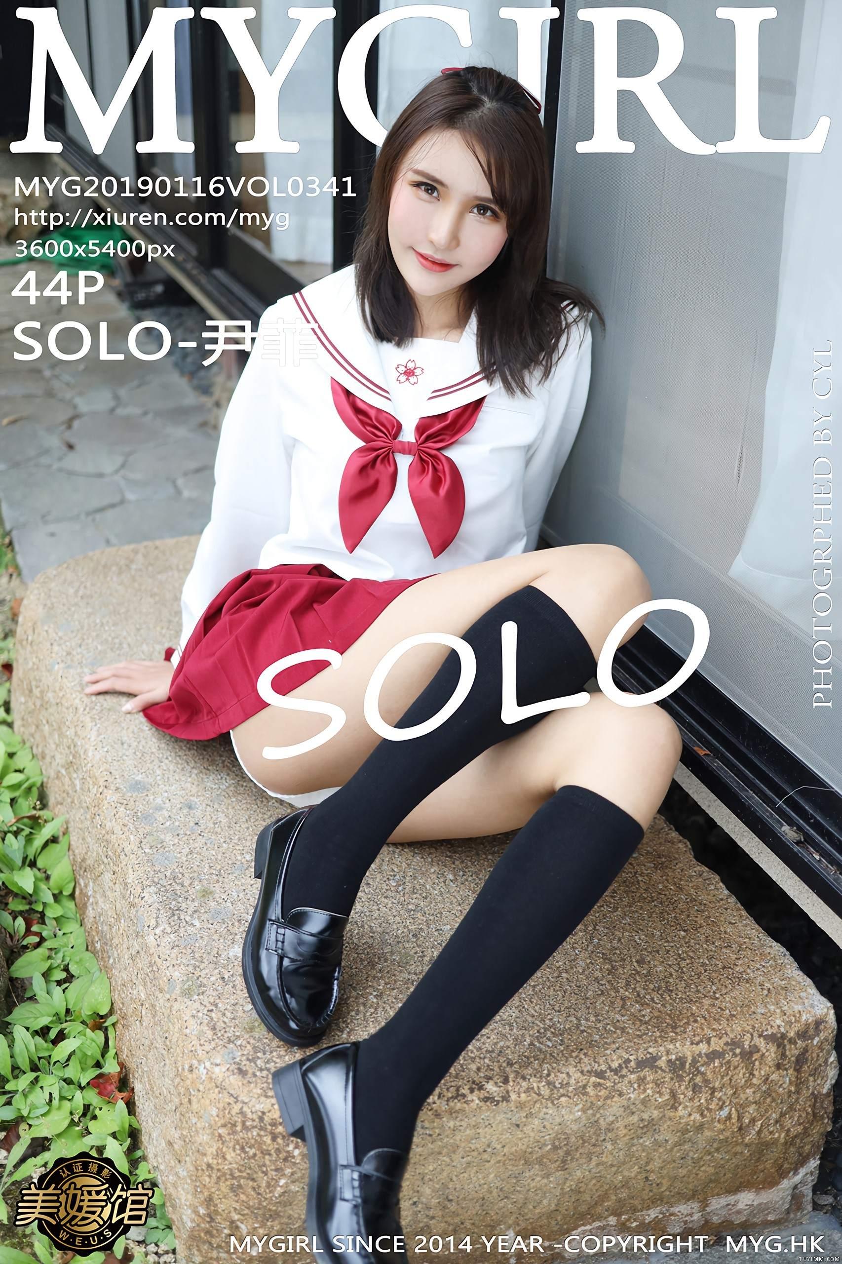 [福利] SOLO-尹菲-第25张图片-哔哔娱乐网