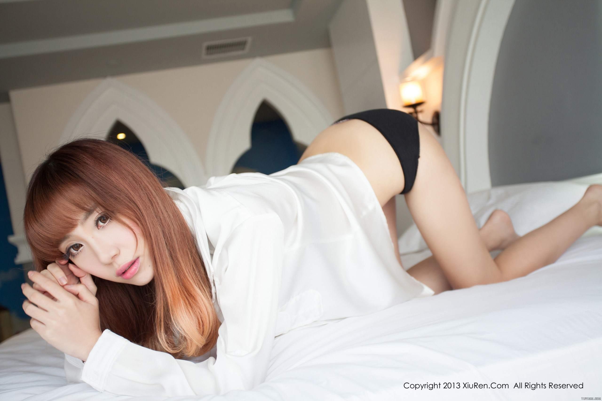 """[福利]鹿小茜""""七哥辅助网""""-第18张图片-哔哔娱乐网"""