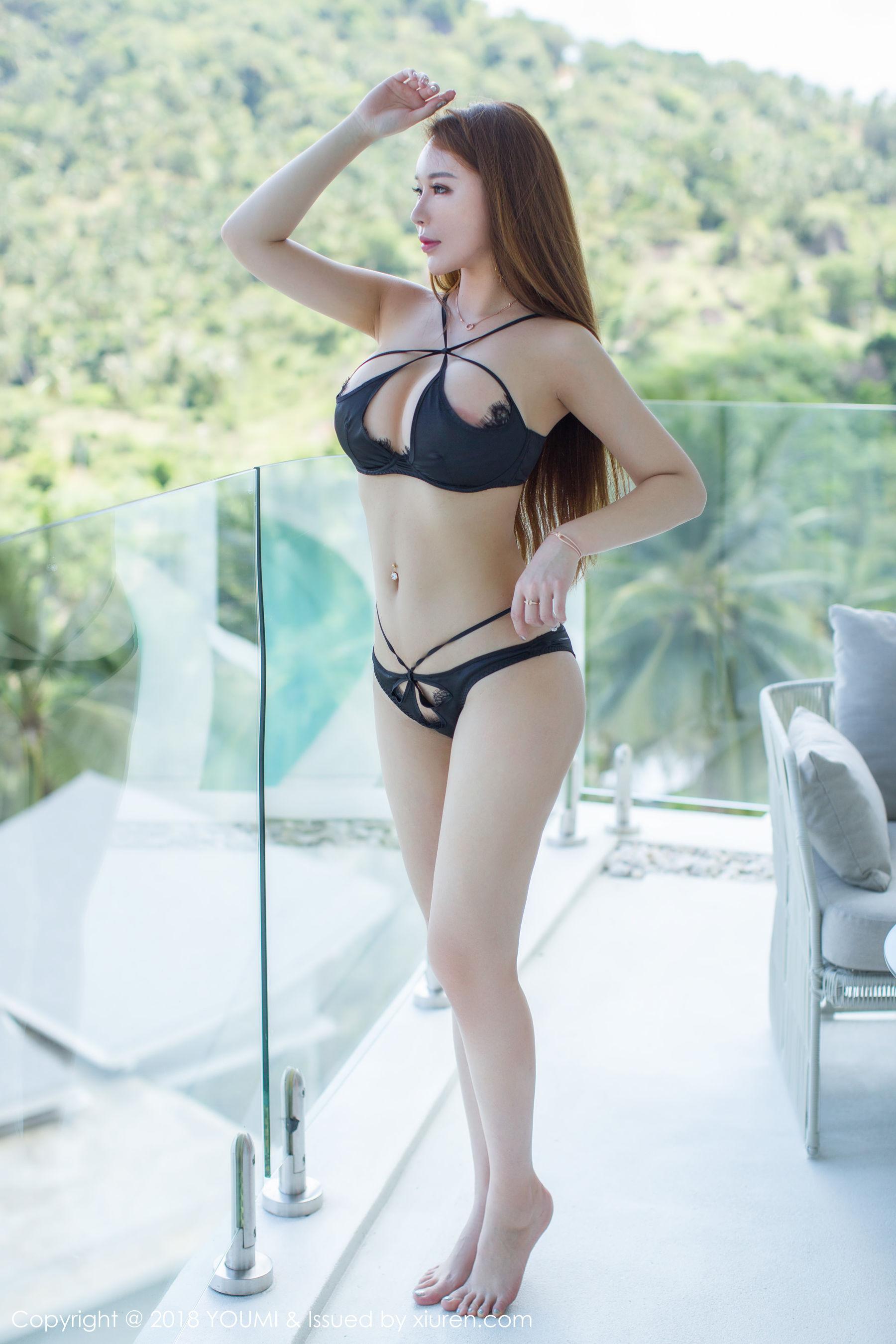 尤妮丝丰胸肥臀的蠢蠢欲动-第2张图片-哔哔娱乐网