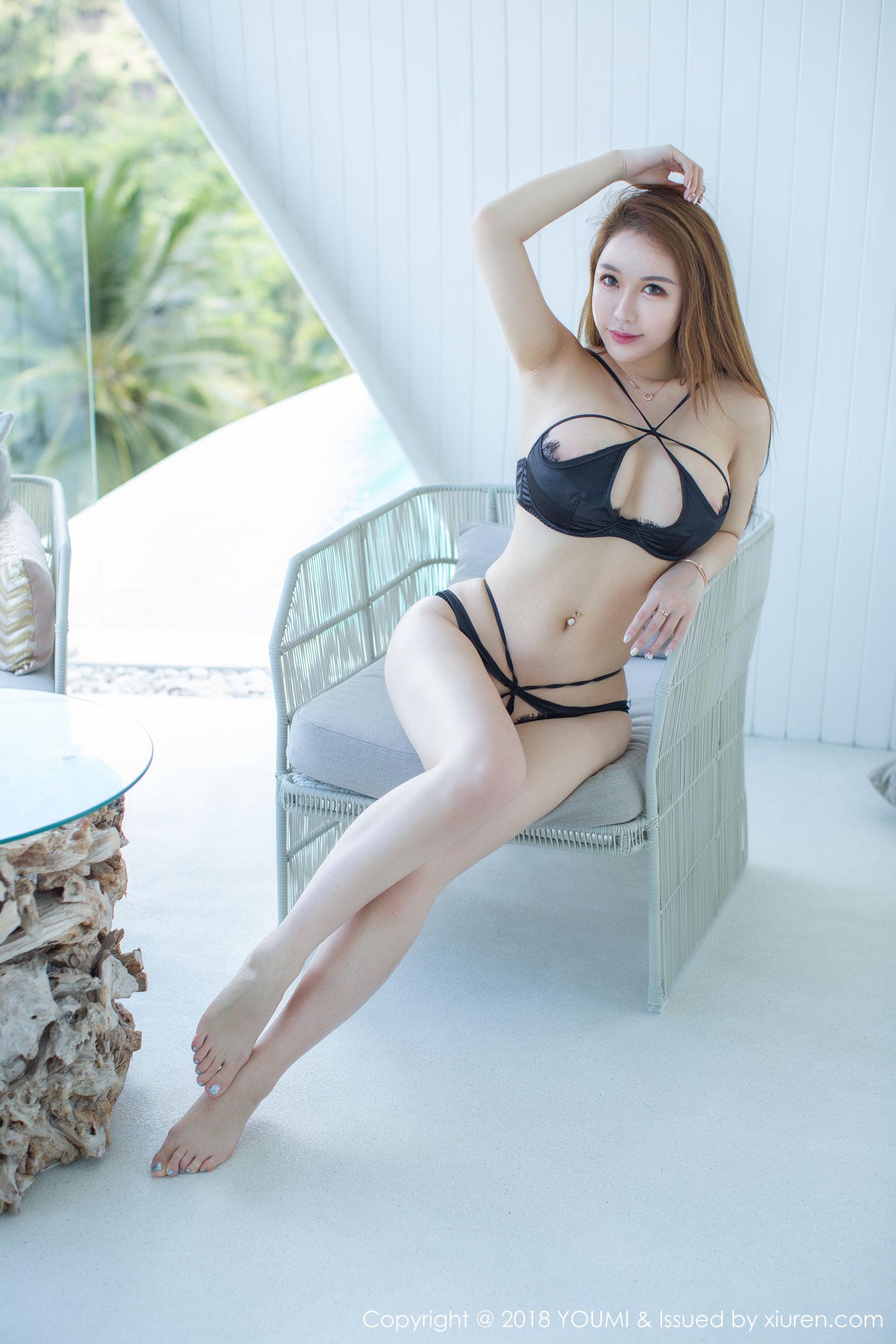 尤妮丝丰胸肥臀的蠢蠢欲动-第4张图片-哔哔娱乐网