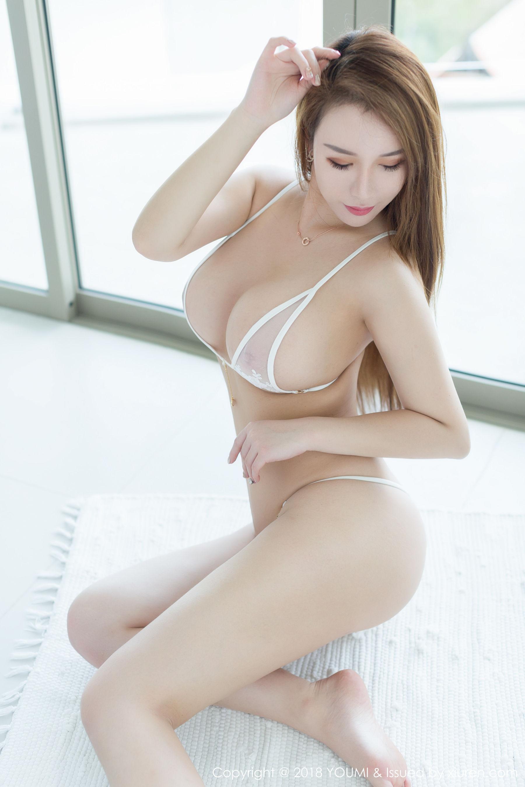 尤妮丝丰胸肥臀的蠢蠢欲动-第19张图片-哔哔娱乐网