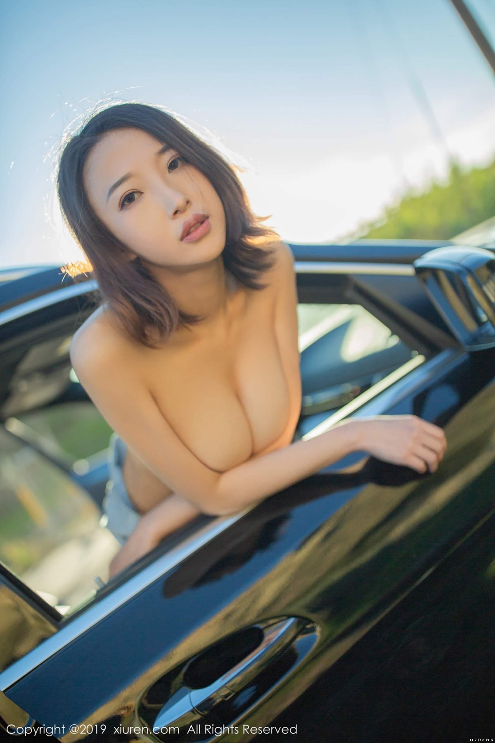 """[福利]栗子Riz的""""小黑娱乐网""""-第24张图片-哔哔娱乐网"""