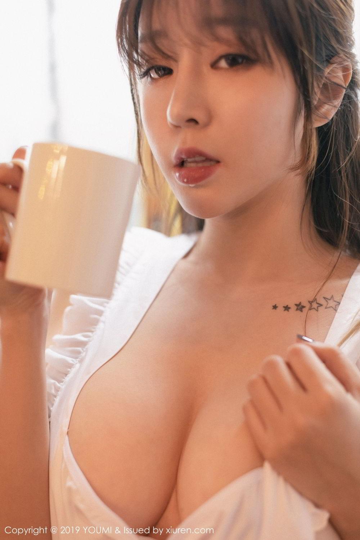 [福利]国模高清人体写真美女穿着情趣女仆在厨房露大胸性器图-第4张图片-哔哔娱乐网